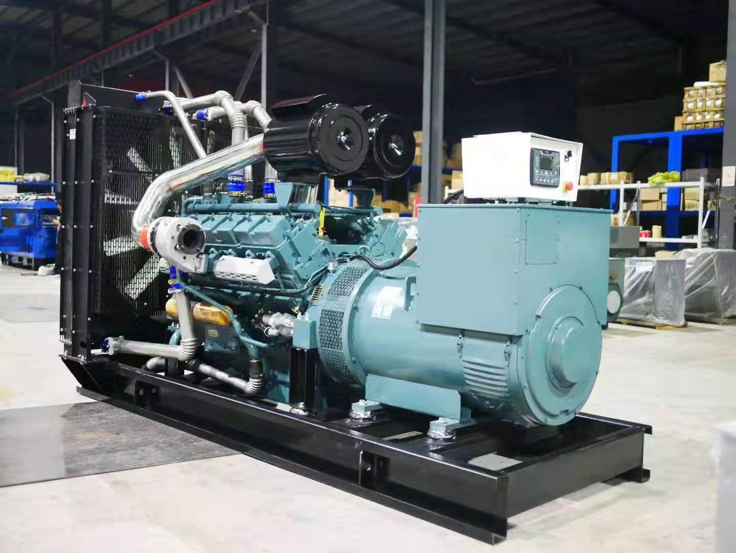 海口发电机组工程案例